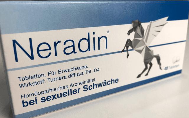 Neradin Dosierung Bewertung Erfahrung Test 2019 Neradin