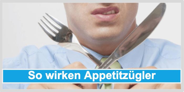 Appetitzügler Wirkung