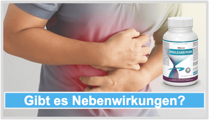 Prolesan Pure Nebenwirkungen Risiken Unverträglichkeiten