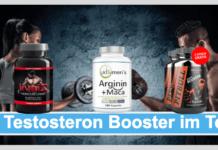 Titelbild Testosteron Booster