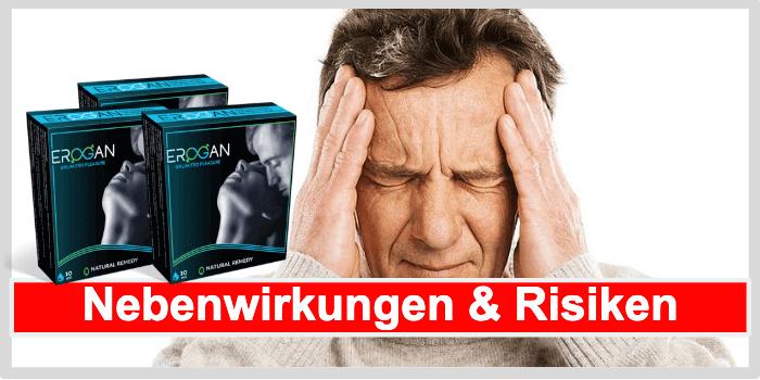 Erogan Nebenwirkungen und Risiken