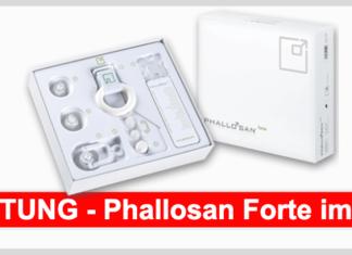 Phallosan Forte Titelbild
