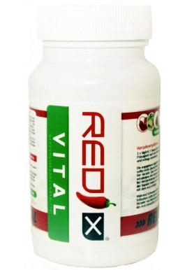 Redix Vital Stoffwechsel Tabletten Tabelle