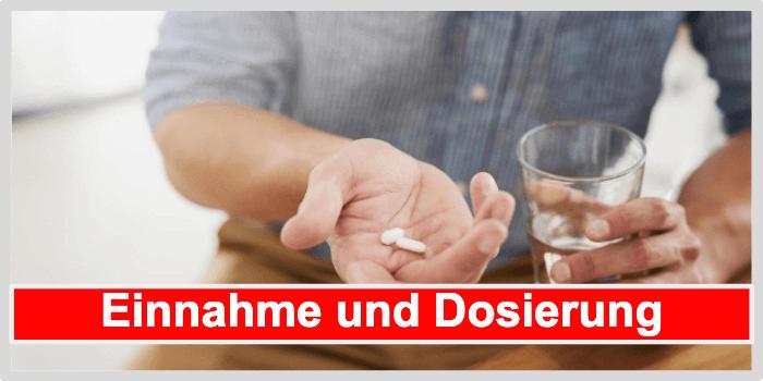Viasil Einnahme und Dosierung
