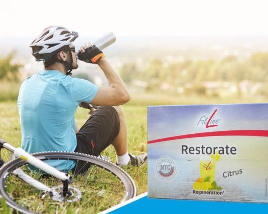 fitline restorate test